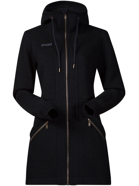 Bergans W's Myrull Coat Black